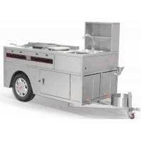 Buy cheap Muti Functional Stainless steel Snack Cart Restaurant Kitchen Equipment from wholesalers