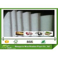Buy cheap 1250gsm Grade A One Layer Laminated Sponge Coated Gray Paperboard from wholesalers