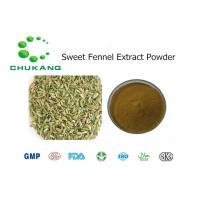 Buy cheap Sweet Fennel Extract herbal Medicines For The Treatment Of Indigestion. from wholesalers