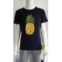 Buy cheap Fashion higt quality foaming printing T-shirt for men and women from wholesalers