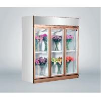 Buy cheap Commercial Fresh Flower Glass Door Freezer Multi - Climate Fan Cooling from wholesalers