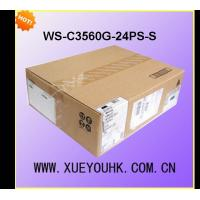 Buy cheap original cisco catalyst 3560 series switch WS-C3560G-24PS-S from wholesalers