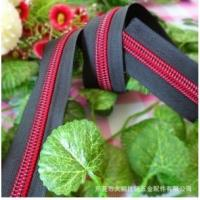Buy cheap Polyester Nylon Luggage Zippers # 5 For Suitcase , Sheet , Quilt , CD Bag from wholesalers