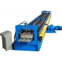 Buy cheap High Speed Roll Forming Equipment Galvanized Steel Floor Deck Roll Forming Machine from wholesalers