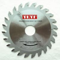 Buy cheap Scoring TCT Carbide Tipped Saw Blade For Sectioning Machines , With Conical Teeth from wholesalers
