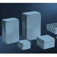 Buy cheap Alloy AlSi12 Aluminum Electronics Enclosure Silicon Rubber Sealing product