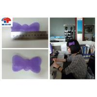 Buy cheap Butterfly Hair Bow Clip / Hair Clips Sticky Hook And Loop Tape For Long Hair from wholesalers
