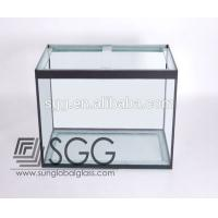 Buy cheap 3mm 19mm aquarium clear extra glass from wholesalers
