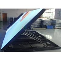 Buy cheap 6500cd / sqm Front Service Outdoor Full Color LED Display Double Sided P10 CE RoHS from wholesalers