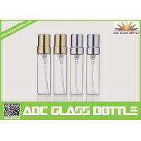 Buy cheap Wholesale CE/ISO 5ml Tubular Glass Vial, 5ml Glass Bottle With Aluminum Pump Sprayer product