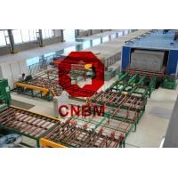 Buy cheap Smooth Surface Fiber Cement Board Production Line High Production Capacity from wholesalers