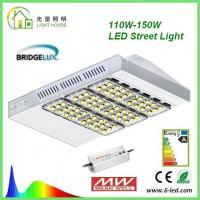 Buy cheap IP65 150W LED Street Light Meanwell drive 120° Bean Angel CE RoHS product