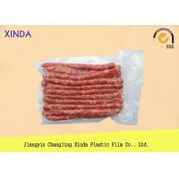 PA / PE Plastic Vacuum Pack Bags for Food Packaging 16.5 x 22 cm 68 micron