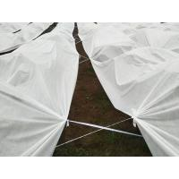 Buy cheap Good Transparency Agriculture Non Woven Fabric Non - Poisonous Frostproof Fabric from wholesalers