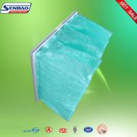Buy cheap Sealed Breathable Medium Efficiency Pocket Primary Air Filter For Air Conditioner from wholesalers