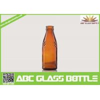 Buy cheap Mytest Cheap 150ml Amber Syrup Glass Bottle from wholesalers