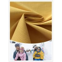Buy cheap Two - Tone Look Stretch Polyester Fabric Comfortable Windproof For Outdoor Jacket from wholesalers