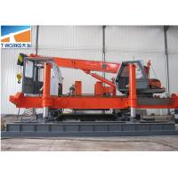 Buy cheap 120T Hydraulic Press In Pile Driver ISO9001 SGS GOST CE Certification from wholesalers