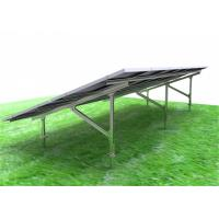 Buy cheap Framed Solar PV Mounting Systems High Pre - Assembly Parts Optional Tilt Angle from wholesalers