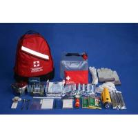 Buy cheap Backpack hurricane emergency survival kit/ first aid kit(CE&ISOapproved) from wholesalers