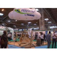 Buy cheap Advertising Helium Cloud PVC Balloon Inflatable Led Flying Cloud from wholesalers