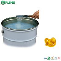 Buy cheap High Stability To Ozone Medical Grade Silicone Rubber Translucent RoHS FDA MSDS product