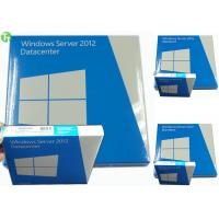 Buy cheap MS Genuine Windows OEM Software Professional / Windows Server 2012 R2 OEM from wholesalers