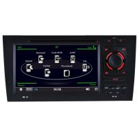 Quality Touchscreen car monitors for Audi with 7'' capacitiveTouchscreen /1080Phighresolution /3DdynamicUI for sale