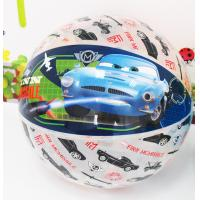 Buy cheap PVC Inflatable red and white beach balls , Colorful inflatable volley ball from wholesalers