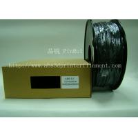 Buy cheap Electronics industry conductive abs filament  3d printer consumables 1.75 / 3.00mm product