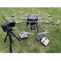 Buy cheap Follow me,protect zone function 8axis multi copter UAV plane model,UAV quadcopter plane from wholesalers