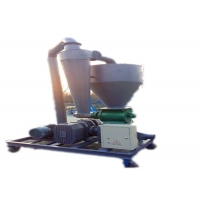 Buy cheap Truck Ship Loader Unloader Rice Husk Air Grain Pneumatic Suction Conveyor/pneumatic vacuum grain conveyor from wholesalers