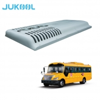 Buy cheap Aluminum 18kw Electric Bus Air Conditioner product