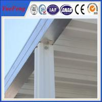 Buy cheap New arrival ! 6063/6061 OEM used aluminum awnings for sale /aluminum awning parts from wholesalers