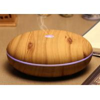 Buy cheap Flat Shape Aromatherapy Electric Aroma Diffuser Ultrasonic Oil Diffuser from wholesalers