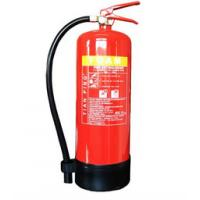 Buy cheap Hospital / Factory Portable Foam Fire Extinguisher 9L Tripod Type With Foot product