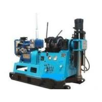 Buy cheap Blue Safe Operation Core Drill Rig , Blue Easy Moved Mining Drill Rig from wholesalers