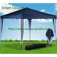 Buy cheap 100% PVC Waterproof Beige 10x10 PopUp Party Folding Tent Canopy Gazebo from wholesalers