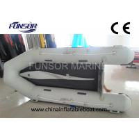 Buy cheap Small 360cm ORCA Hypalon Foldable Inflatable Boat With Airmat Floor product