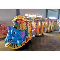 Buy cheap Small Electric Trackless Train Party Train Entertainment CE Approved from wholesalers