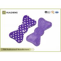 Buy cheap Coloured Waterproof Baby Girl Hair Bows Durable With Heart Logo from wholesalers
