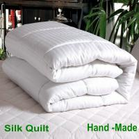 Buy cheap 100% Silk Quilt / Duvet ,2000g , Queen Size, we also provide Single / Double/ King size ! from wholesalers