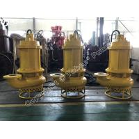 Buy cheap Hydroman™(A Tobee Brand) TJQ Submersible Slurry Pumps from wholesalers