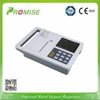 Buy cheap PROMISE Manufacturer ECG machine / electrocardiograph / 3/6/12-channel ECG with A4 printing & File export formats from wholesalers