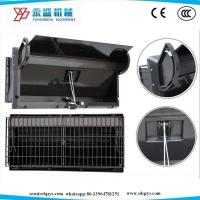 Buy cheap Broiler House / Pig Farm Equipments  Air Inlet with Guide Plate from wholesalers