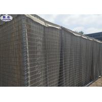Buy cheap Military Sand Wall , Defensive Retaining Wall For United Nations from wholesalers