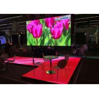 Buy cheap IP65 RGB DMX LED Stage Floor With Broadcast Flash And Video For Nightclub from wholesalers