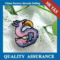 Buy cheap F0529 custom embroidery patch from wholesalers