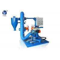 Buy cheap Cold Tire Vulcanizing Equipment , Automatic Used Tyre Buffing Machine from wholesalers