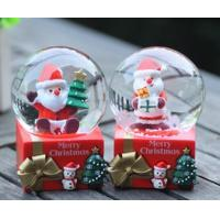 Buy cheap new design decoration christmas glass ball from wholesalers
